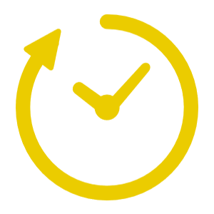 時計のアイコン画像